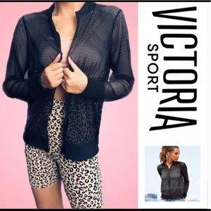 Victoria's Secret sport mesh jacket